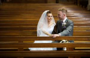 Chantal & Mark, St Joseph's Mossley / The White Hart