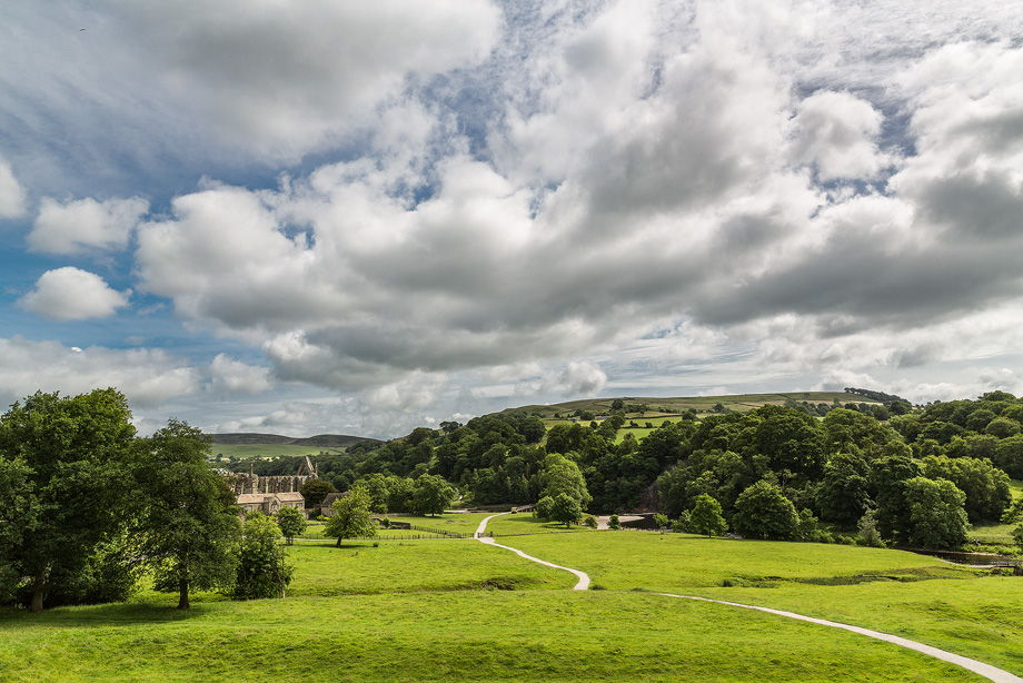 Bolton Abbey & Utopia / Broughton Hall wedding photography