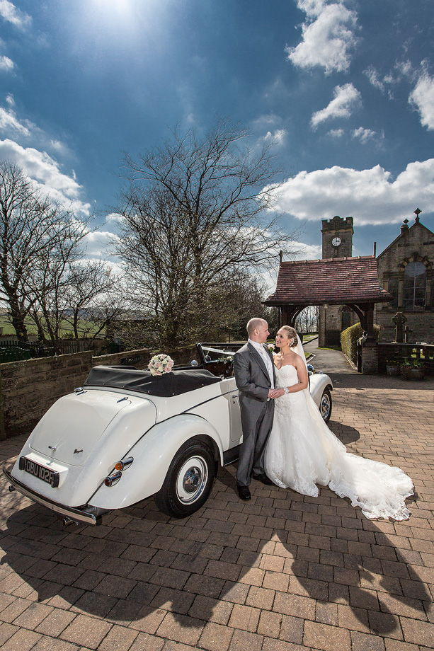 St Anne's wedding with White Hart reception