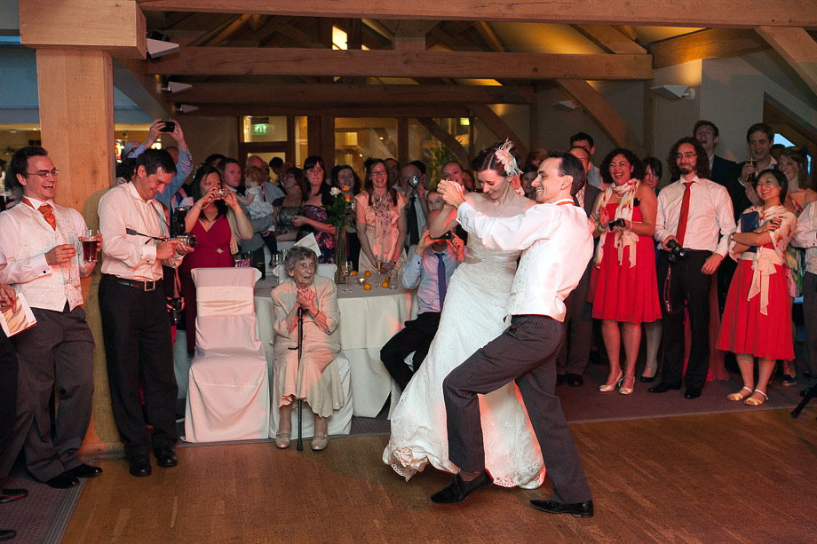White Hart wedding ceremony and reception photography